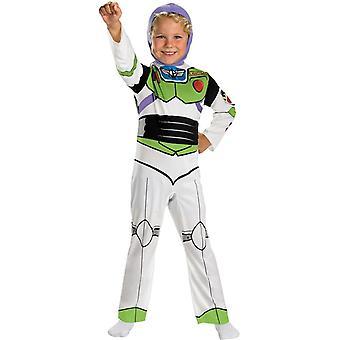 Toy Story Buzz Lightyear niños traje