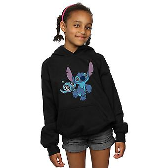 Disney Girls Lilo And Stitch Hypnotized Hoodie