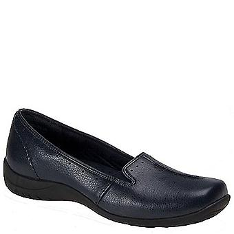 Easy Street Womens Purpose Closed Toe Loafers