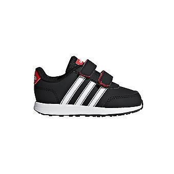 Adidas VS Switch 2.0 Infant bambini ragazzi sport Trainer scarpa nera