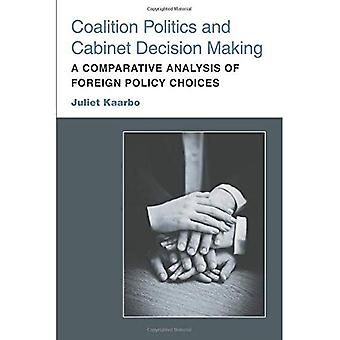 Coalitie politiek en kabinet besluit-makend