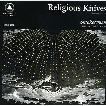 Religious Knives - Smokescreen [CD] USA import