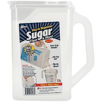 Buddeez 4qt Bag-In All-Purpose Dispenser-10