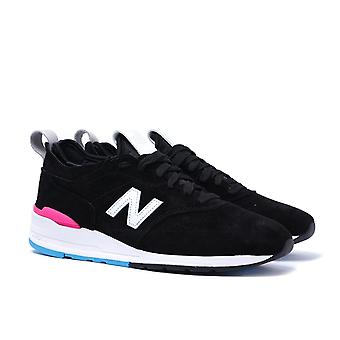 New Balance 997 Made in USA Black and White Contrast Trainers New Balance 997 Made in USA Black and White Contrast Trainers New Balance 997 Made in USA Black and White Contrast Trainers New Balance 997 Made in USA