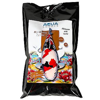 Aqua Source All Season With Garlic - Small Pellet 500g