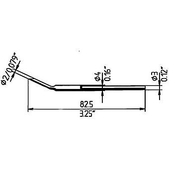 Ersa MD/SB Desoldering tip Tip size 2 mm Content 2 pc(s)