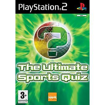Das ultimative Sportquiz (PS2) - Neue Fabrik versiegelt