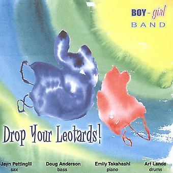 Boy-Girl Band - Drop Your Leotards [CD] USA import