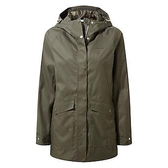 Craghoppers Donne Madigan Thermic Impermeabile Parka Cappotto