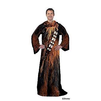 Manta chewbacca adult Robe con mangas