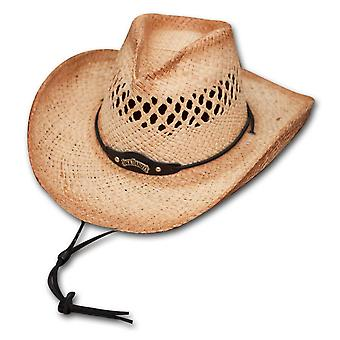Jack Daniels Stroh Cowboyhut