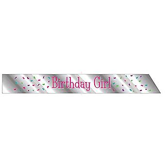 Creative Party Birthday Boy/Girl Sash