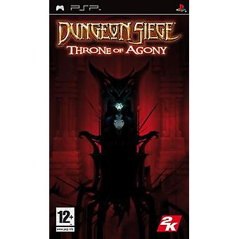 Dungeon Siege Throne of Agony (PSP) - Nouveau