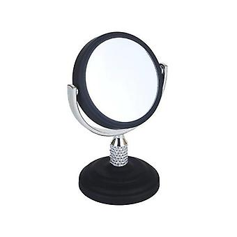 FMG Mini Mirror 5x Magnification - Black
