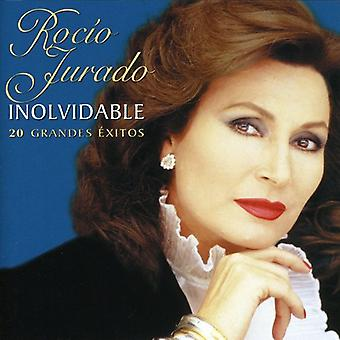 Rocio Jurado - Inolvidable [CD] USA import