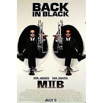Men In Black 2 (Single Sided Regular) (Uv Rivestito/High Gloss) Poster originale al cinema