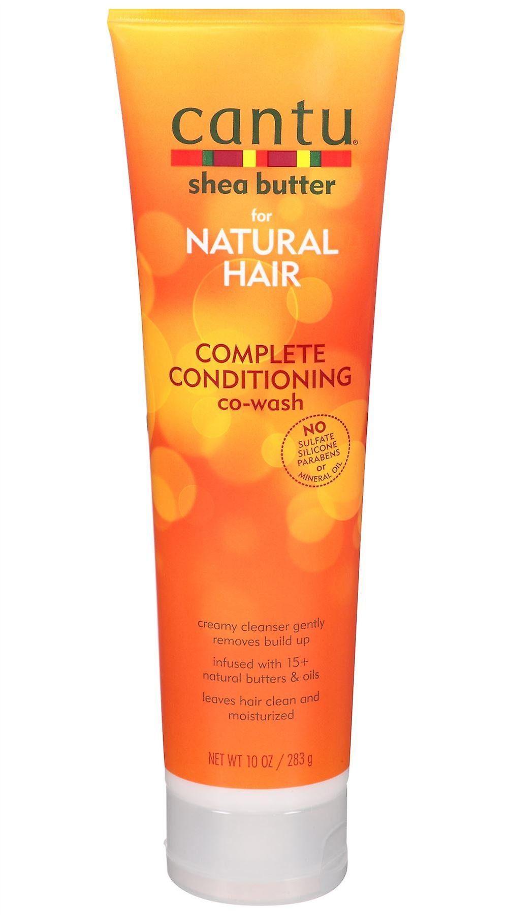 Cantu Shea Butter Complete Conditioning Co-Wash 283g