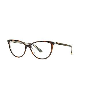 Dior Montaigne 33 U61 Havana Crystal Glasses