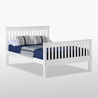 Monaco Bed High Foot End - Pine