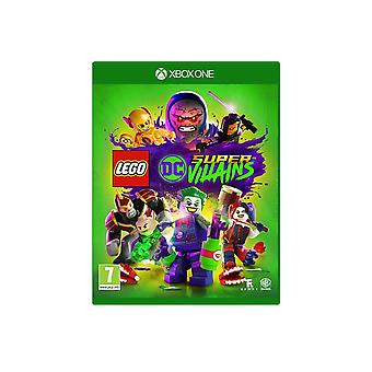 LEGO games LEGO DC Super Villains Xbox One