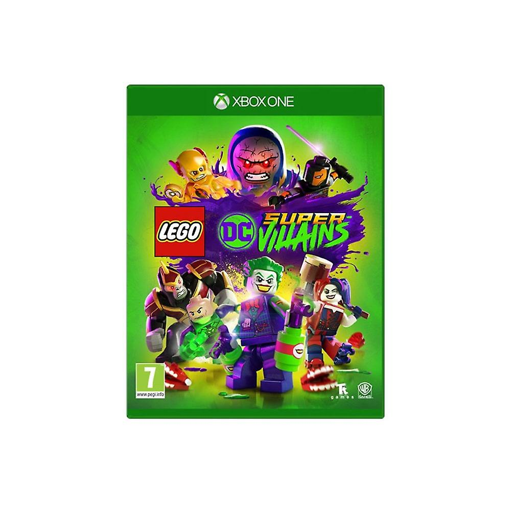 LEGO Games LEGO DC Super Villains Xbox One