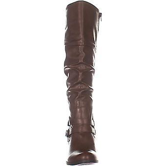 Stijl & Co. Womens sana gesloten teen knie hoge Fashion laarzen