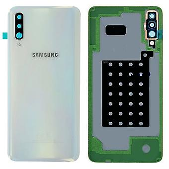 Samsung GH82-19467B Battery Cover Cover for Galaxy A70 A705F White Spare Part