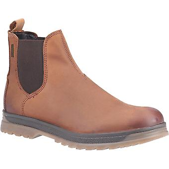 Cotswold Mens Winchcombe Chelsea Boot Chestnut