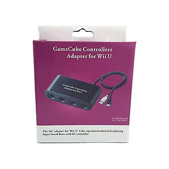 Zedlabz gamecube controller usb adapter lead for nintendo wii u super smash bros