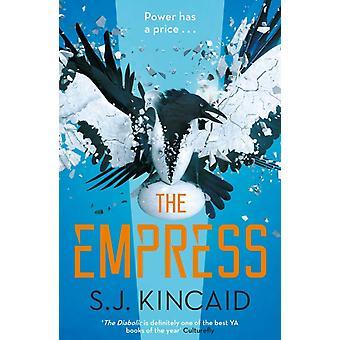 Empress by S J Kincaid