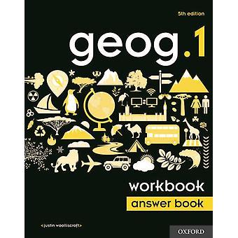 Geog 1 Workbook Answer Book 5th Edition