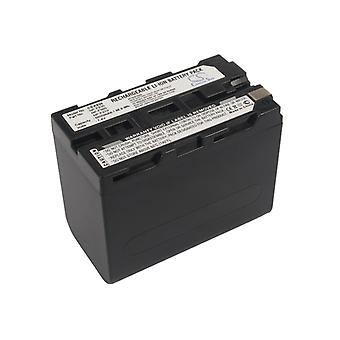 Battery for Comrex Access Portable2 XL-B3 Sony NP-F930 NP-F950 PIX 240i PIX-E