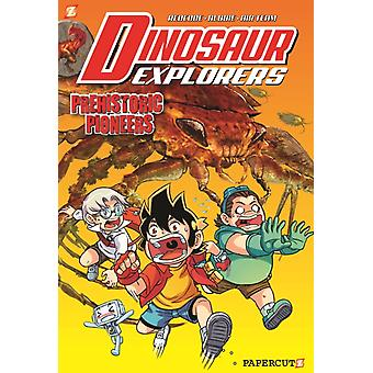 Dinosaur Explorers Vol. 1  Prehistoric Pioneers by Albbie & Redcode & Illustrated by Air Team
