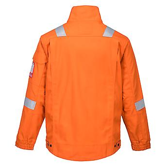 sUw - Bizflame Ultra Flame Resistant Safety Workwear Jacket