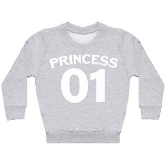 Princess, Prince And Queen 01 - Matching Set - Baby / Kids Sweater & Mum Sweater