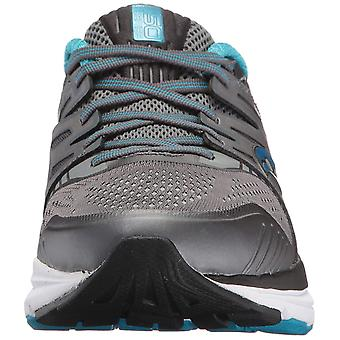 Saucony Womens Redeemer ISO 2 Low Top Lace Up Running Sneaker