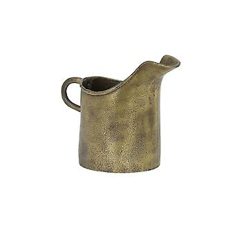 Lys & Levende Mugge Deco 28x18x25cm Tonaya Rå Vintage Bronse