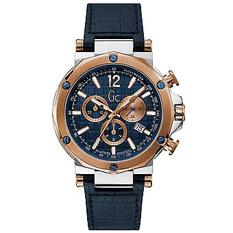 Gc Guess Collection Y53001g7mf Spirit Men's Watch 44 Mm