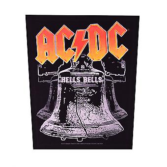 AC / DC Hells Bells Back Patch