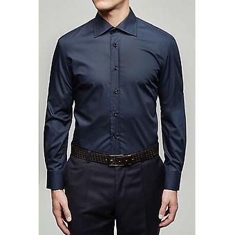 Luxury premium shirt straight cut