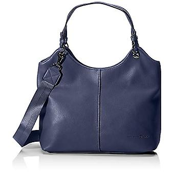 Tom Tailor Denim Kira - Blue Women's Tote Bags (Blau) 35x27x11.5 cm (W x H L)