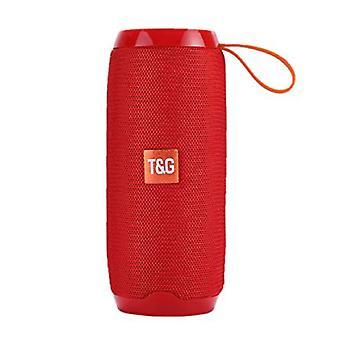 T & G TG-117 Wireless Soundbar Speaker Wireless Bluetooth 4.2 Speaker Box Black - Copy - Copy