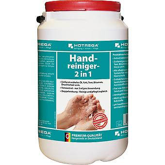 HOTREGA® Hand Cleaner 2 in 1, 3 liter emmer