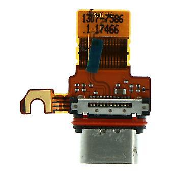 Cavo Flex porta di ricarica per Sony X-1 Compact 1307-7586
