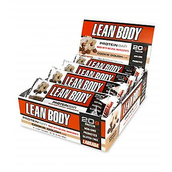 Labrada Lean Body Protein Bar 12 Bars