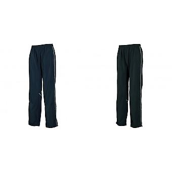 Tombo Teamsport Super Light Sports Training Pants / Tracksuit Bottoms (Showerproof & Windproof)