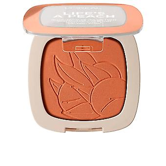 L'Oreal Make Up Life's A Peach Skin Awakening Blush #1-eclat Peach 9 Gr Pro ženy