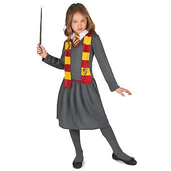Halloween heks meisje leerling vermomming