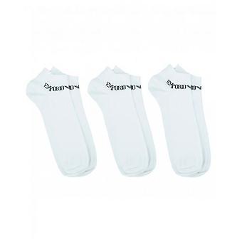 Emporio Armani Alusvaatteet 3 Pack Logo Sneaker Sukat