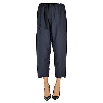 Zucca Ezgl241006 Women's Blue Nylon Pants